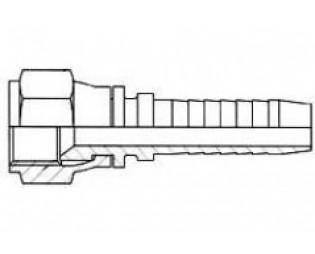 Прессуемые гидравлические наконечники Коматсу (Komatsu)